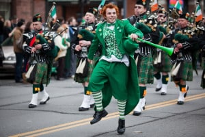 best cities to celebrate St. patrick's day