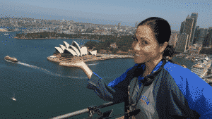 vegan sydney australia with carolyn scott-hamilton the healthy voyager