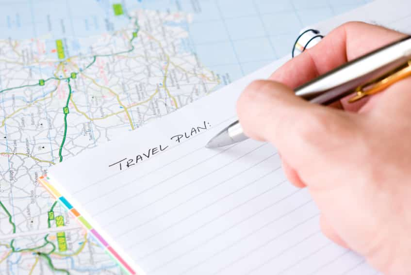 healthy voyager travel planning