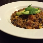 Crock Pot Mexican Quinoa