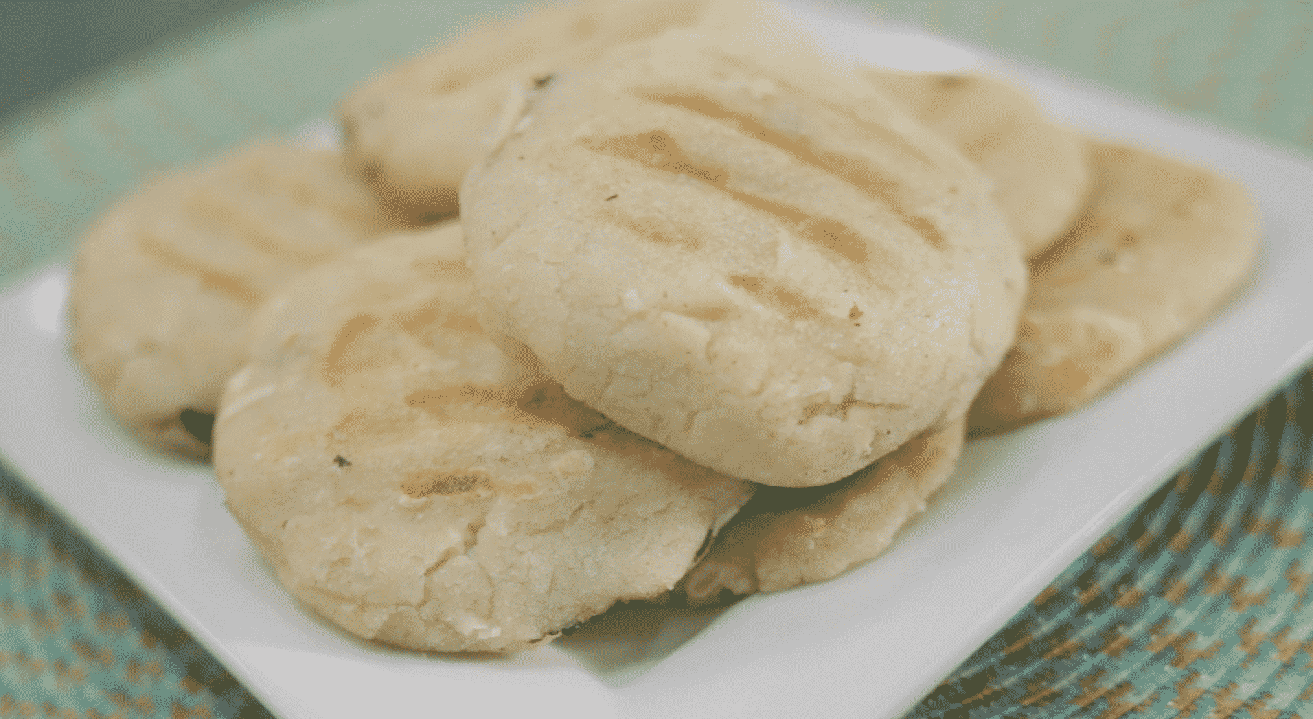 Vegan Colombian Arepas Recipe Video