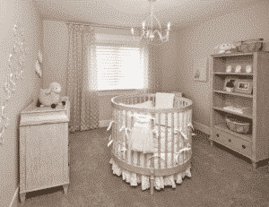 Baby-proofing nursery