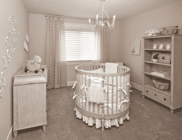 How to Design the Perfect Nursery