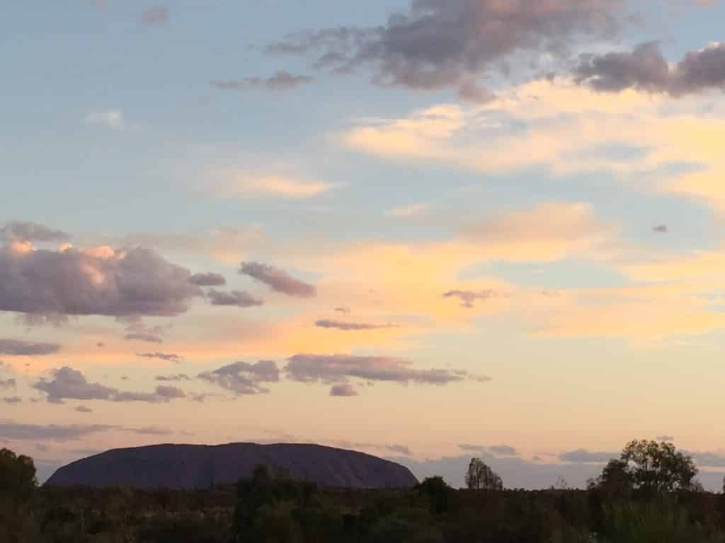 The Healthy Voyager Uluru