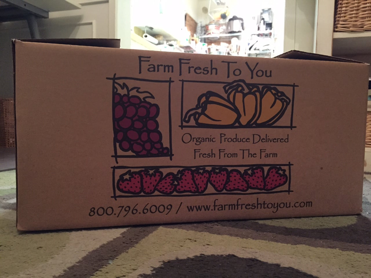 farm fresh organic produce healthy voyager