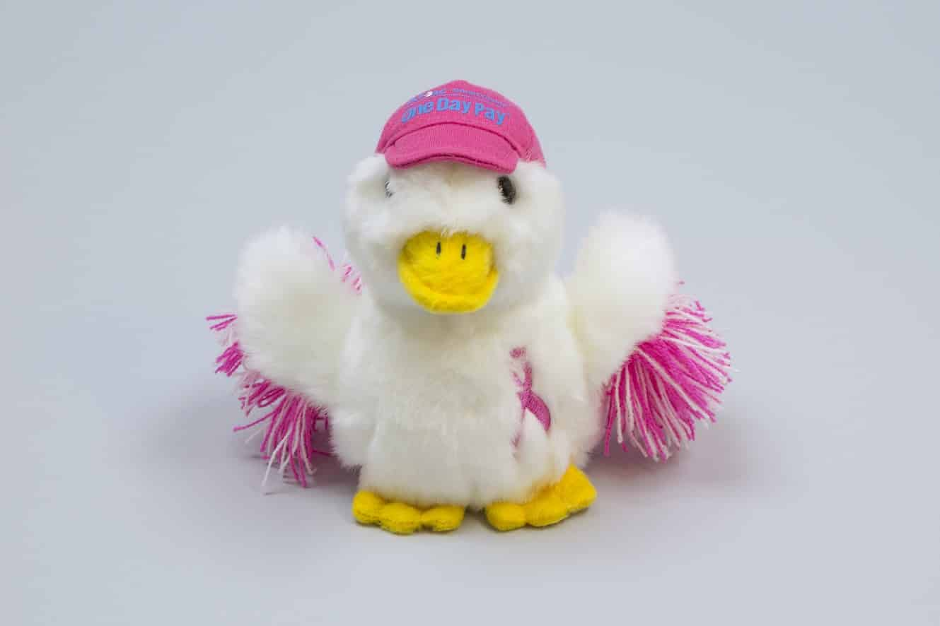 aflac pink duck
