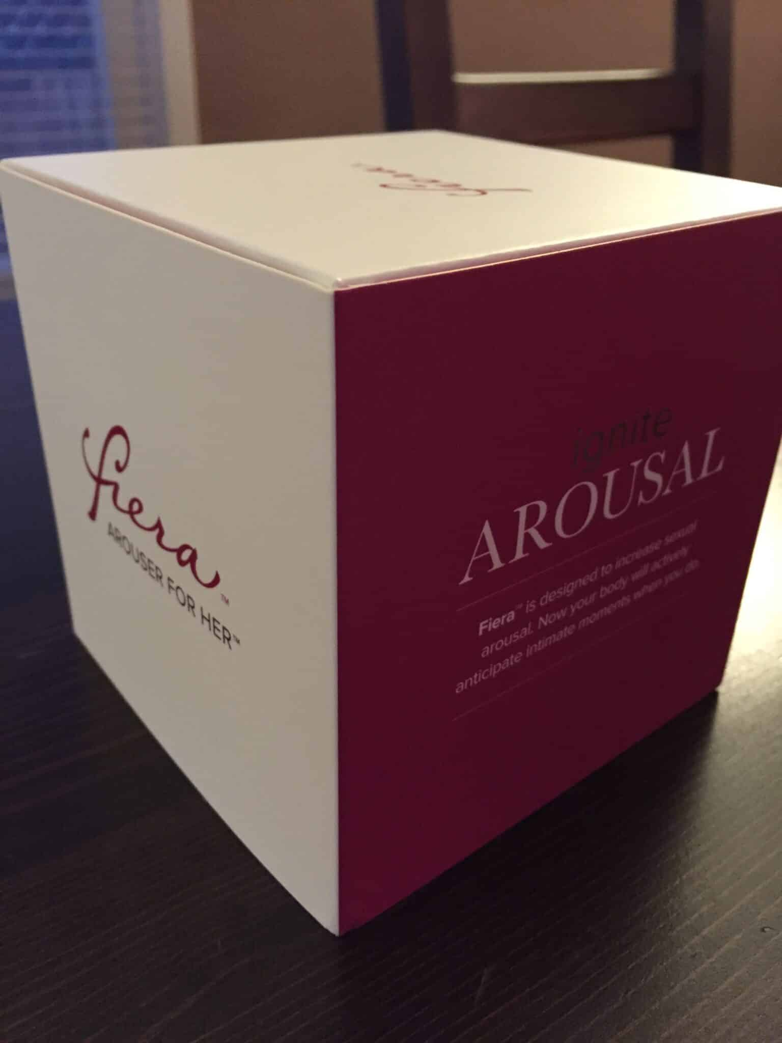 fiera female arousal product review