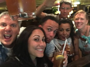 pub crawl on cruise healthy voyager