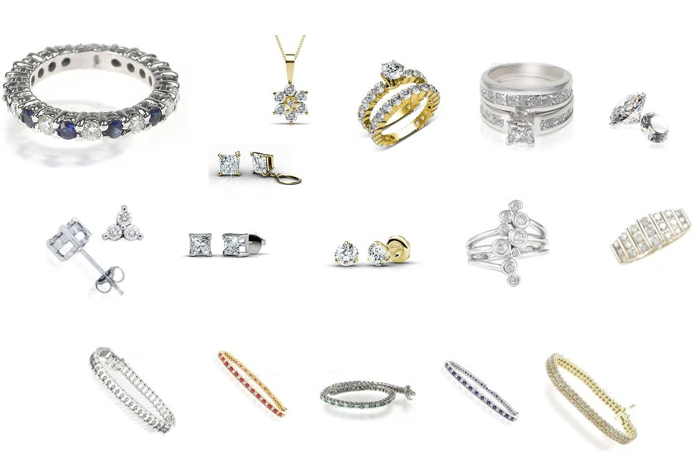 online jewelry shopping