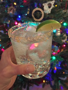 sparkling mule holiday