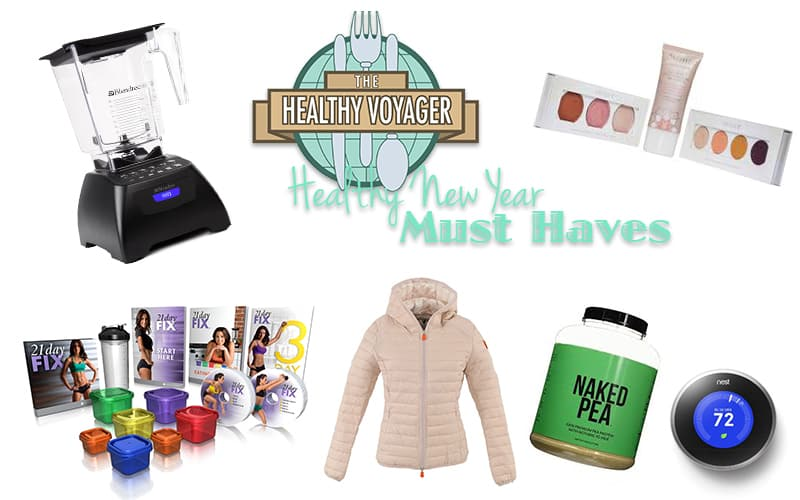 healthy new year must haves