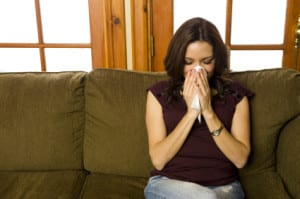reduce allergens in home