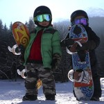 Let It Snow: Snowboarding Basics for Kids