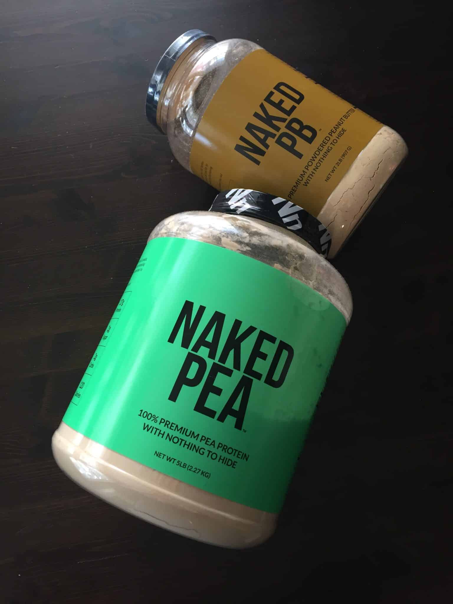 naked pea protein review