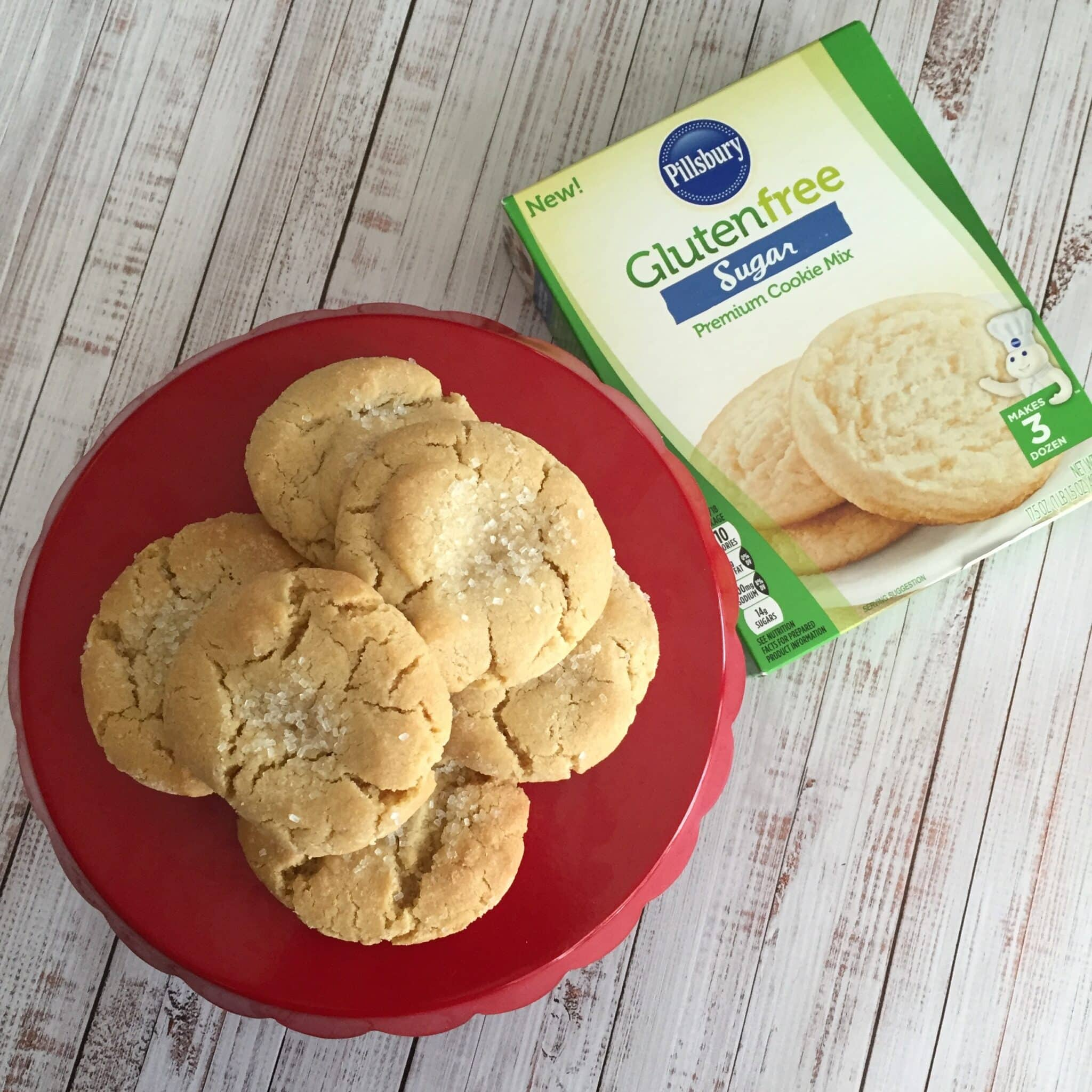 gluten free pillsbury sugar cookies