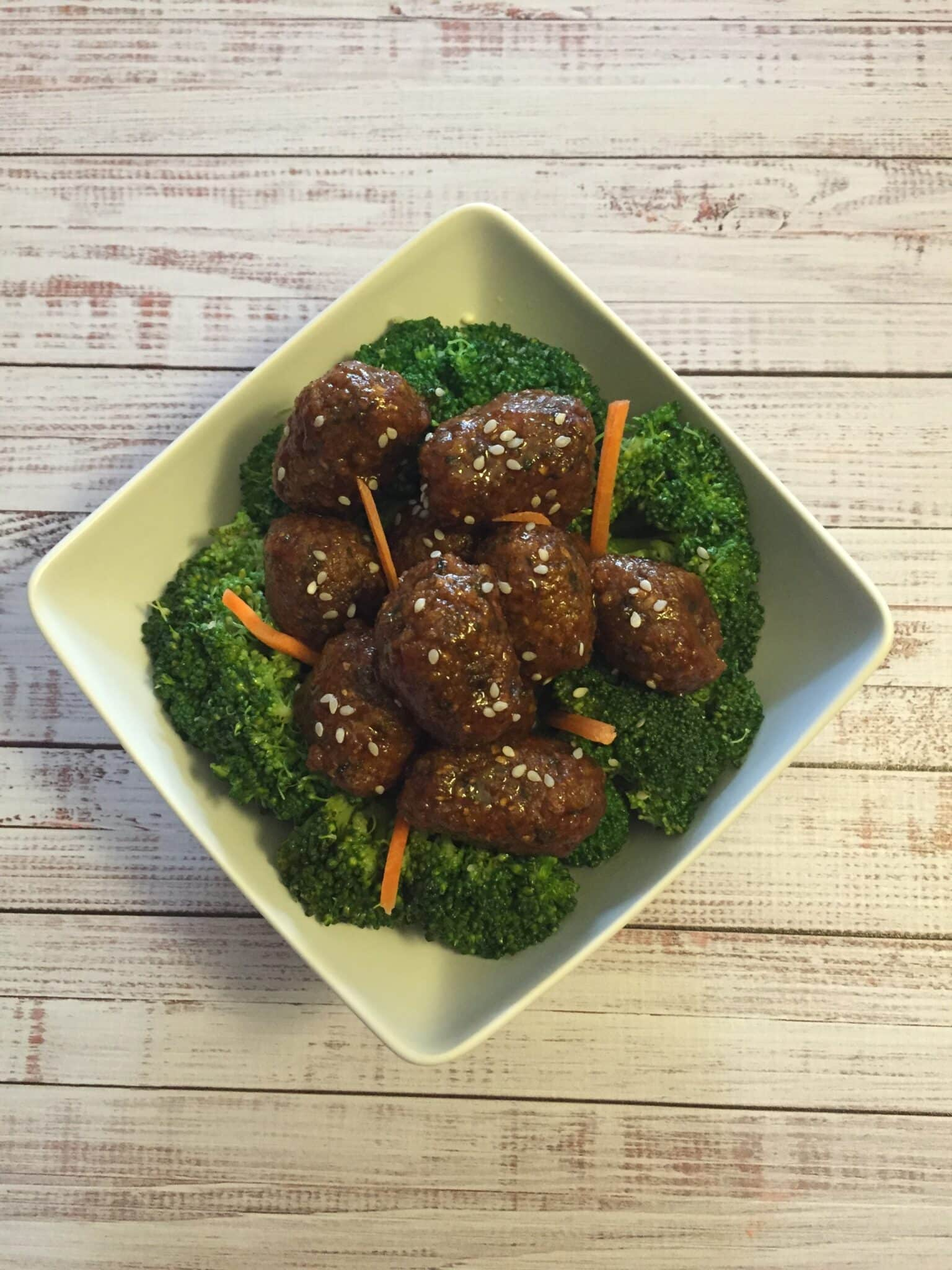vegan asian orange quinoa balls recipe