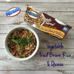 Minute Rice Ready to Serve – Quinoa Fried Rice