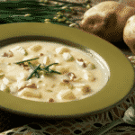 German Style Potato Soup