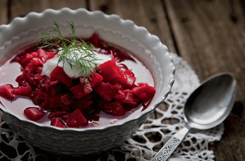 vegan borscht recipe