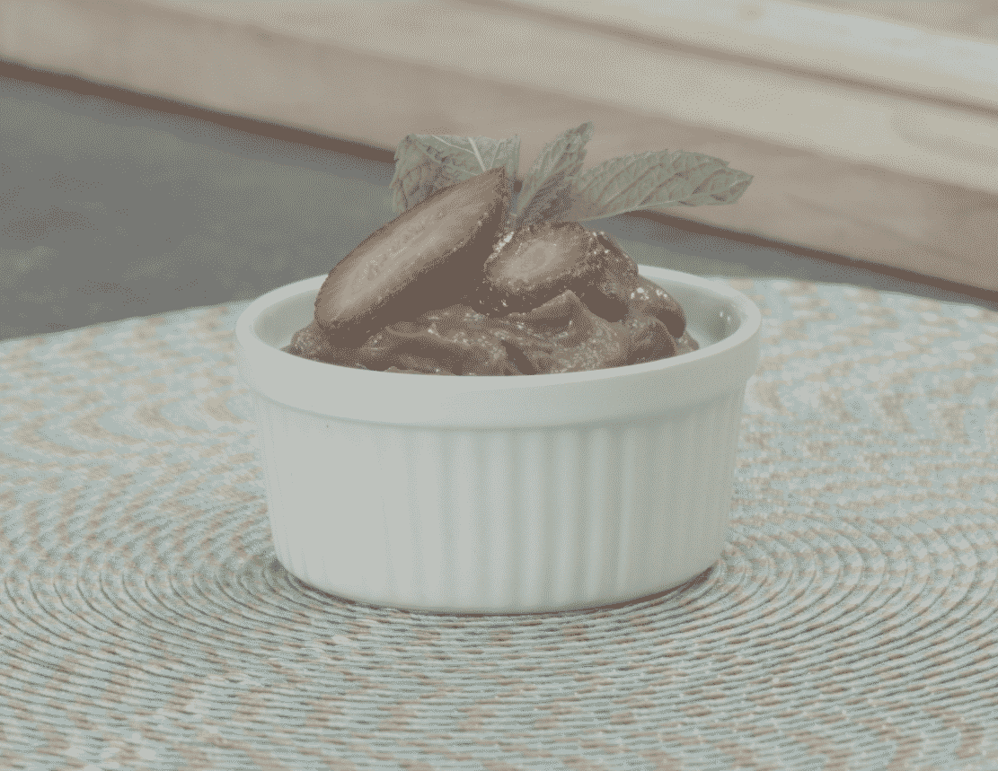 vegan chocolate avocado mousse recipe