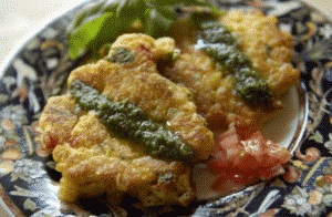 vegan breadfruit fritters recipe
