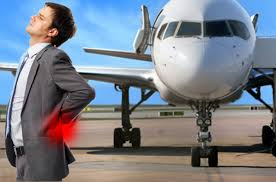 back pain travel