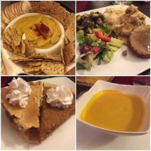 vegan thanksgiving recipes menu healthy voyager