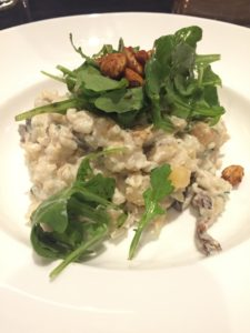 vegan risotto quebec