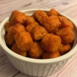Cauliflower Sweet Potato Tater Tots