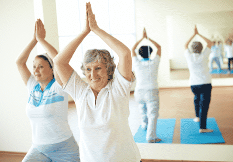 Well-Being Activities for Seniors in Lockdown