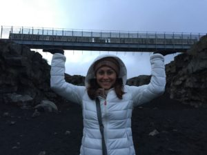 brudge between two continents iceland healthy voyager