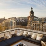 Terraces and courtyards you'll love in Barcelona