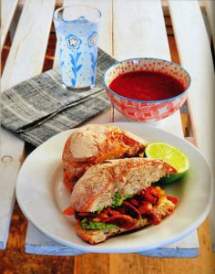 vegan torta ahogada recipe healthy voyager