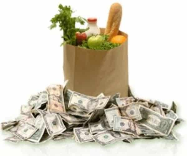 save money food
