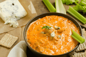 vegan buffalo dip recipe