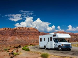 family rv road trip