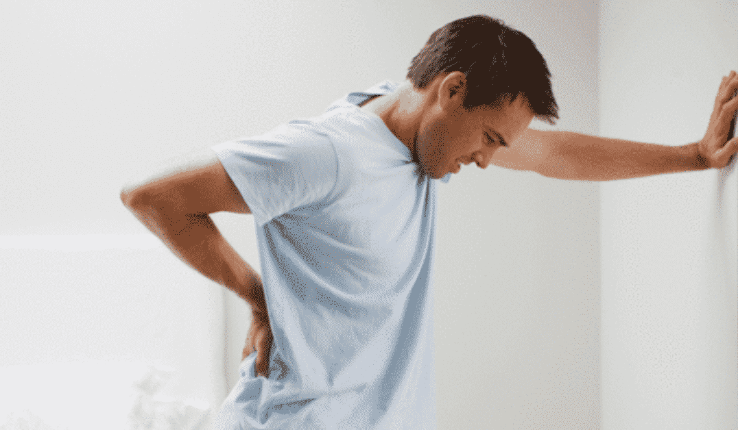 Alternative Ways To Help Alleviate Back Pain