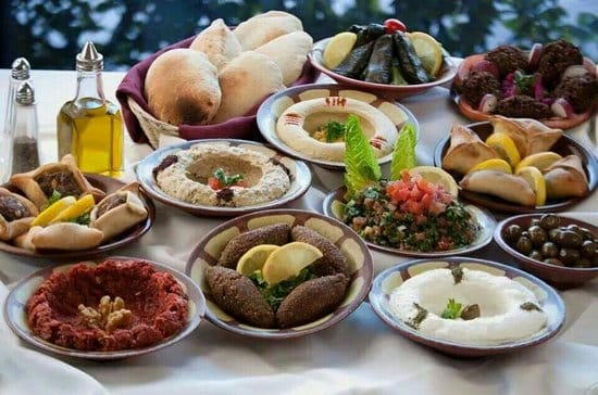 Why has Lebanese food become so popular?