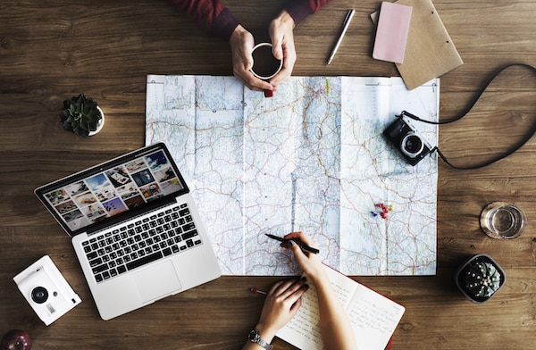 Best Places to Travel and Work at the Same Time