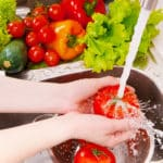 Is Tap Water Good Enough To Wash My Fruit And Vegetables?