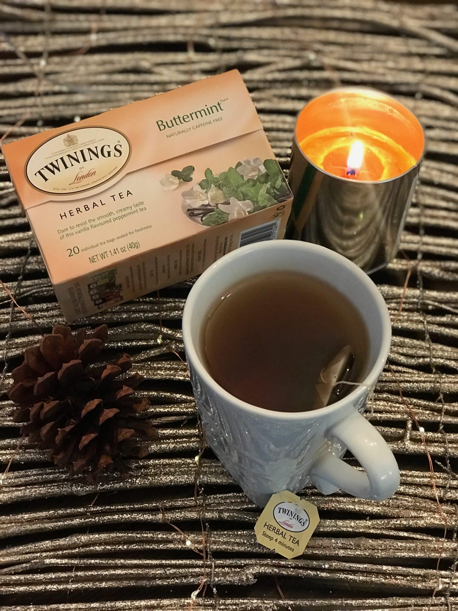 twinings tea holiday