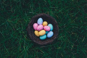 eco healthy easter baskets
