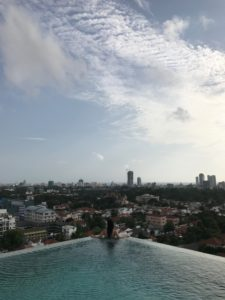 jetwing seven colombo pool