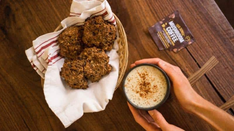 Why mushroom coffee is the next big thing...New delicious coffee you're going to LOVE!