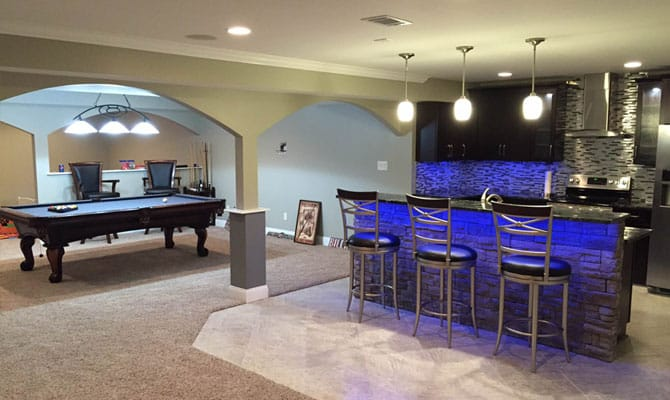 Top Three Ways You Can Use Your Basement