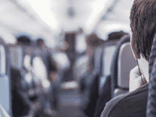 Exercises you can do while in an airplane seat