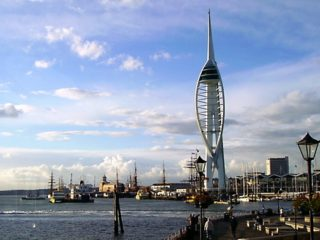 Portsmouth: The city that is emerging from London's shadow