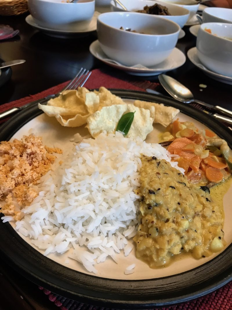 mandira bungalow vegan hatton