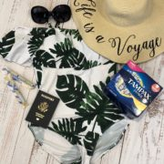 Stress Free Sumer Travel with Tampax and Always
