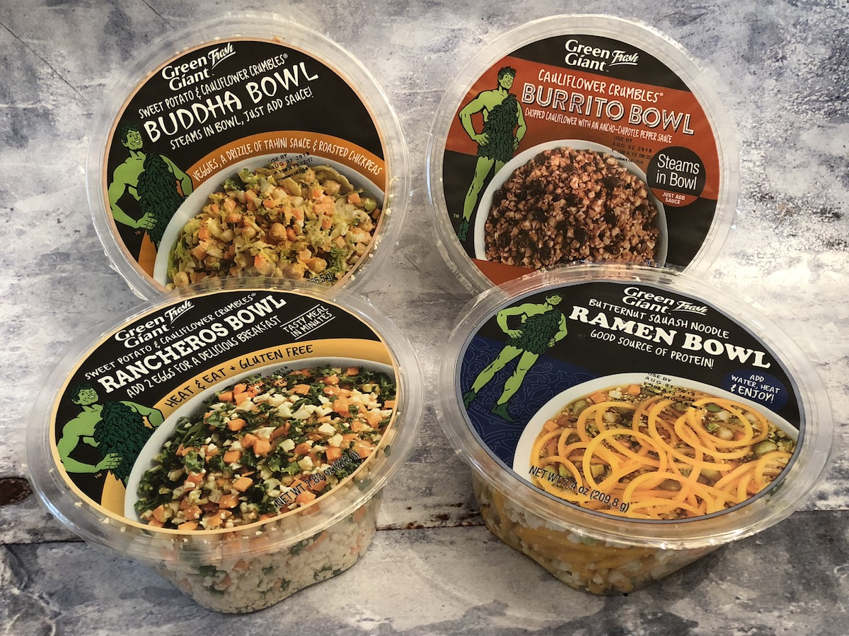 Eat Well On the Go with Green Giant Fresh Meal Bowls - The